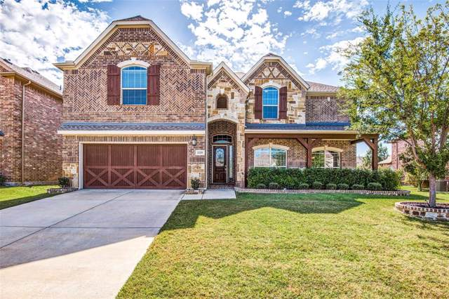 1329 Bateman Lane, Celina, TX 75009 (MLS #14204362) :: The Tierny Jordan Network