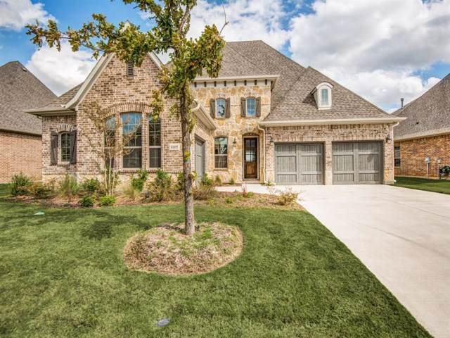 8109 Tramore, The Colony, TX 75056 (MLS #14204491) :: Van Poole Properties Group
