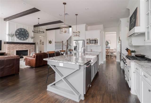 3500 Beechwood Drive, Prosper, TX 75078 (MLS #14204603) :: The Kimberly Davis Group