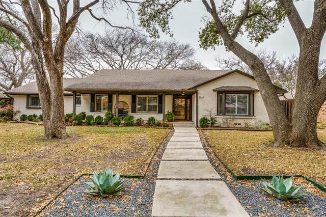 7647 Rolling Acres Drive, Dallas, TX 75248 (MLS #14204653) :: RE/MAX Landmark