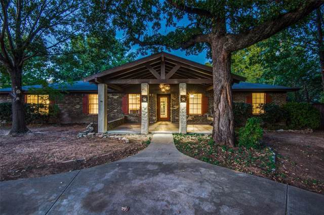 2930 Dove Road, Grapevine, TX 76051 (MLS #14204809) :: The Rhodes Team