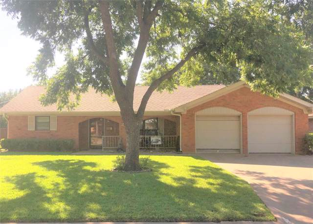 2502 Ivanhoe Lane, Abilene, TX 79605 (MLS #14204978) :: The Tierny Jordan Network