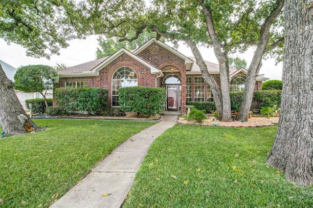 1414 Swallow Circle, Lewisville, TX 75077 (MLS #14205351) :: Lynn Wilson with Keller Williams DFW/Southlake