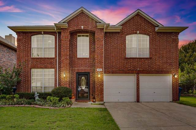 1809 Newton Drive, Flower Mound, TX 75028 (MLS #14205601) :: RE/MAX Town & Country