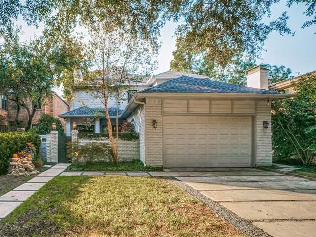 3205 Dartmouth Avenue, Highland Park, TX 75205 (MLS #14205603) :: Frankie Arthur Real Estate