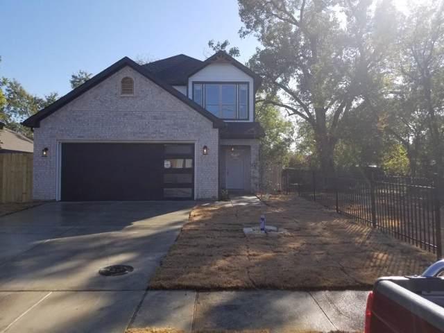 2026 Morris Street, Dallas, TX 75212 (MLS #14205621) :: RE/MAX Town & Country
