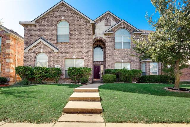 213 Rose Garden Way, Red Oak, TX 75154 (MLS #14205647) :: RE/MAX Town & Country