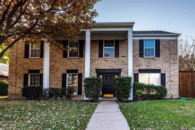 1008 Ashby Drive, Allen, TX 75002 (MLS #14205696) :: RE/MAX Town & Country