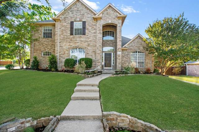 310 Fairfax Drive, Allen, TX 75013 (MLS #14205809) :: The Real Estate Station