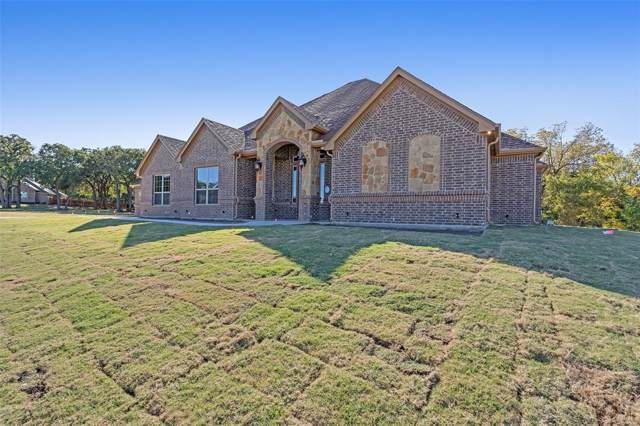 161 Lavender Lane, Springtown, TX 76082 (MLS #14205839) :: NewHomePrograms.com LLC