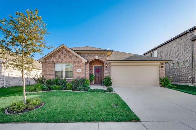 1117 Foxtail Drive, Anna, TX 75409 (MLS #14205868) :: Van Poole Properties Group