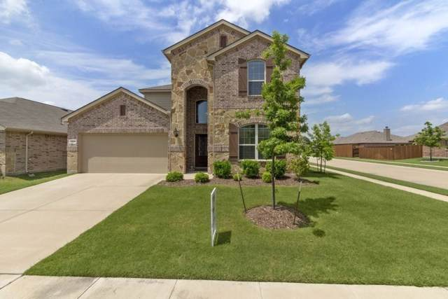 11529 Parade Drive, Frisco, TX 75036 (MLS #14206041) :: EXIT Realty Elite