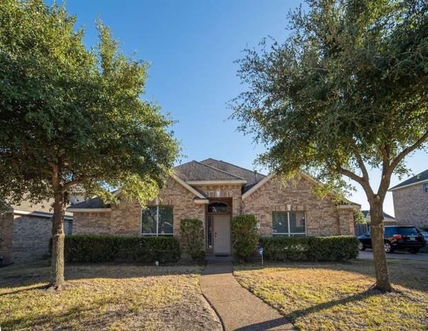 1120 Northlake Drive, Desoto, TX 75115 (MLS #14206215) :: Tenesha Lusk Realty Group