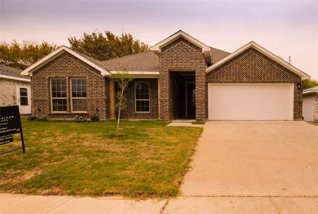 762 Beverly Drive, Terrell, TX 75160 (MLS #14206342) :: Lynn Wilson with Keller Williams DFW/Southlake