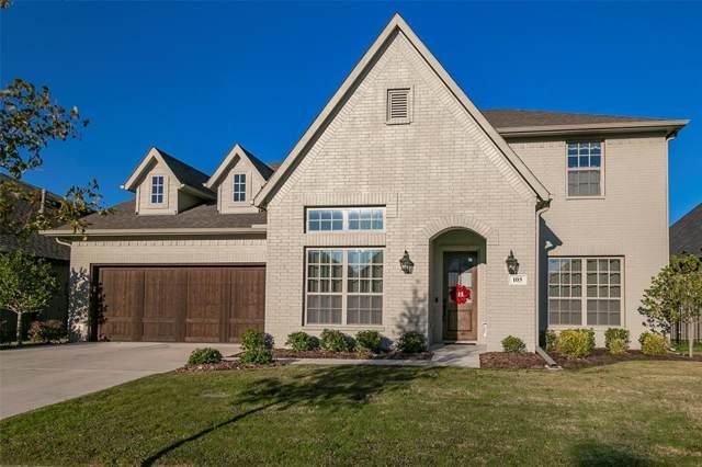 105 Parkview Drive, Aledo, TX 76008 (MLS #14206458) :: Potts Realty Group