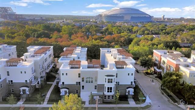 1209 Beaconsfield Lane #510, Arlington, TX 76011 (MLS #14206540) :: Century 21 Judge Fite Company