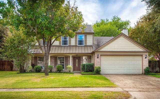 7813 Defender Lane, Rowlett, TX 75089 (MLS #14206660) :: RE/MAX Landmark