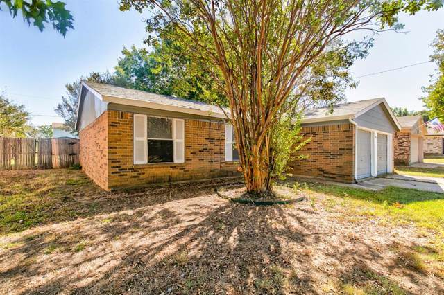 5911 Myers Road, Arlington, TX 76017 (MLS #14207753) :: Lynn Wilson with Keller Williams DFW/Southlake