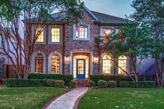 3940 Purdue Avenue, University Park, TX 75225 (MLS #14207828) :: Robbins Real Estate Group