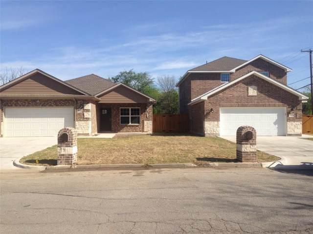 633 W Church Street, Grand Prairie, TX 75050 (MLS #14208056) :: EXIT Realty Elite