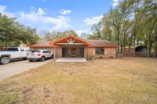 501 Simons Avenue, Robinson, TX 76706 (MLS #14208206) :: 24:15 Realty