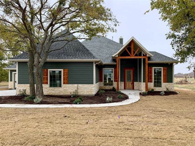 3885 Lois Road W, Sanger, TX 76266 (MLS #14208281) :: Baldree Home Team