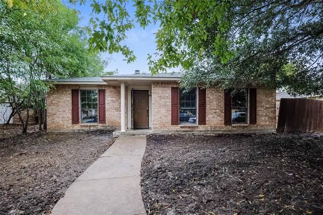 1203 Creekwood Court, Allen, TX 75002 (MLS #14208328) :: Lynn Wilson with Keller Williams DFW/Southlake