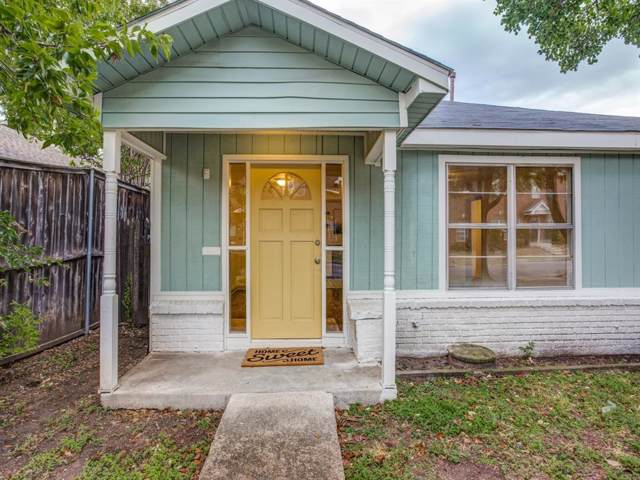 3205 Lubbock Avenue, Fort Worth, TX 76109 (MLS #14208341) :: Lynn Wilson with Keller Williams DFW/Southlake