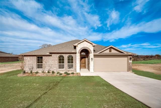 155 Springwood Ranch Loop, Springtown, TX 76082 (MLS #14208345) :: NewHomePrograms.com LLC