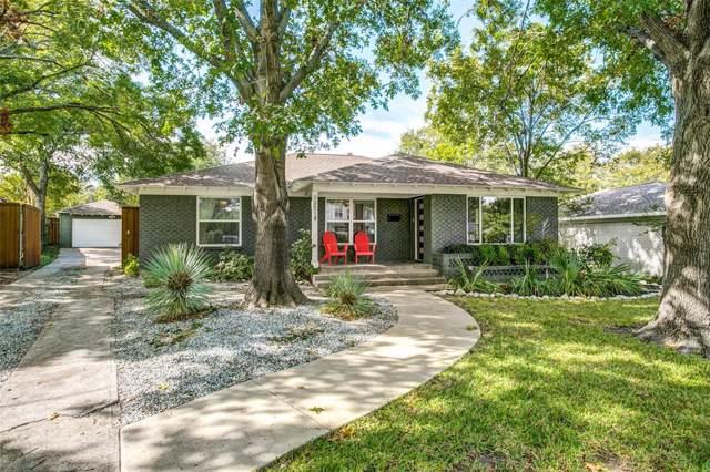 6951 Abbey Court, Dallas, TX 75214 (MLS #14208648) :: Lynn Wilson with Keller Williams DFW/Southlake