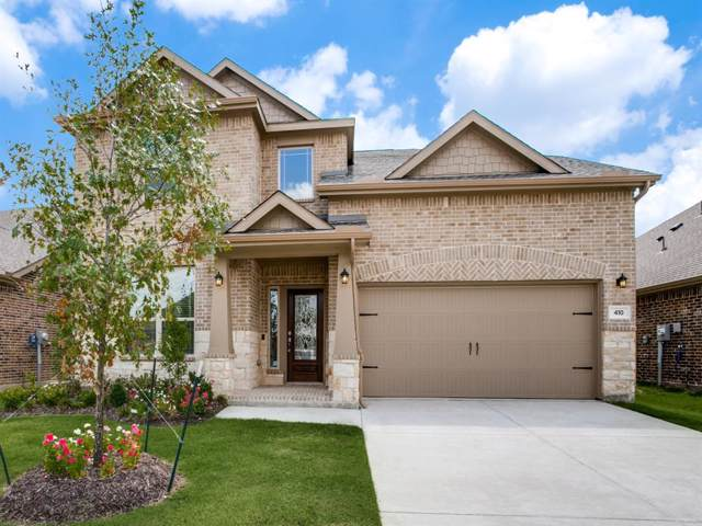 410 George Drive, Fate, TX 75189 (MLS #14208769) :: Potts Realty Group