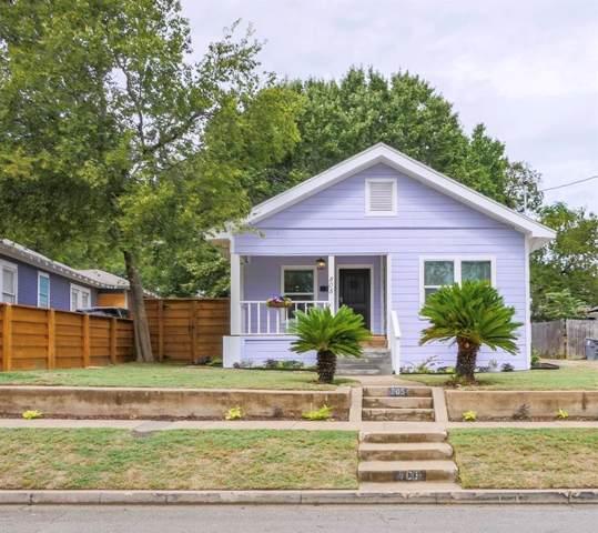 805 Brooks Avenue, Dallas, TX 75208 (MLS #14208860) :: The Hornburg Real Estate Group