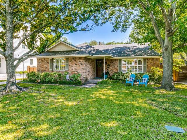 10040 Lakemere Drive, Dallas, TX 75238 (MLS #14208946) :: All Cities Realty