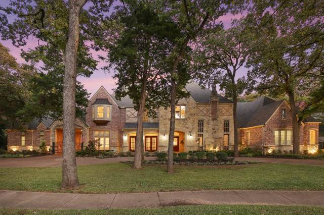 1005 Turnberry Lane, Southlake, TX 76092 (MLS #14209999) :: The Mitchell Group
