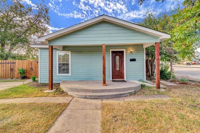 409 W Spurgeon Street, Fort Worth, TX 76115 (MLS #14210098) :: RE/MAX Town & Country