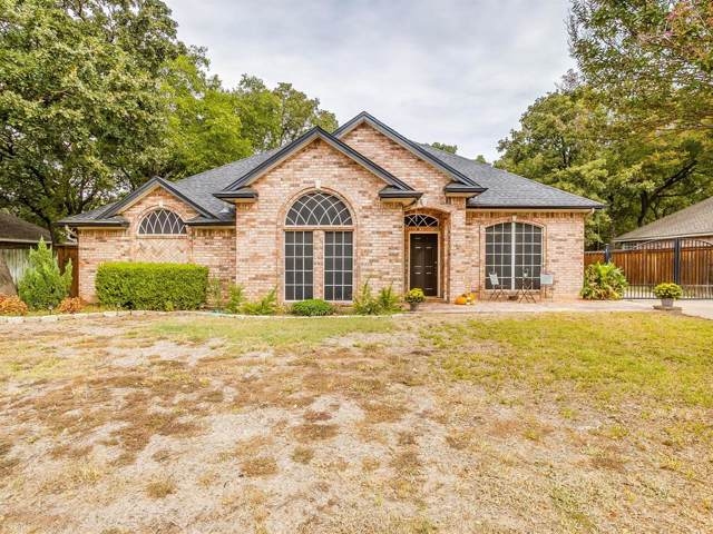 905 Evandale Road, Burleson, TX 76028 (MLS #14210105) :: The Mitchell Group