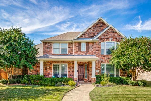 608 York Court, Lewisville, TX 75056 (MLS #14210478) :: RE/MAX Town & Country
