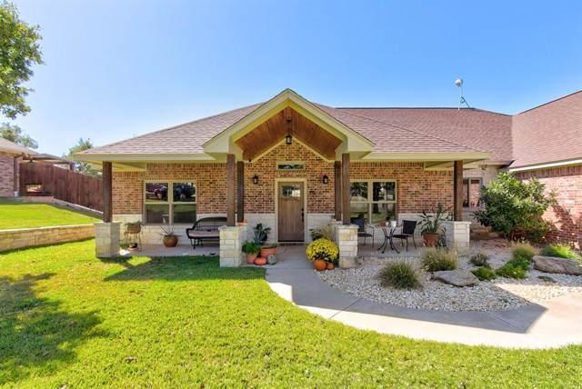 116 Flat Foot Lane, Stephenville, TX 76401 (MLS #14210511) :: The Kimberly Davis Group