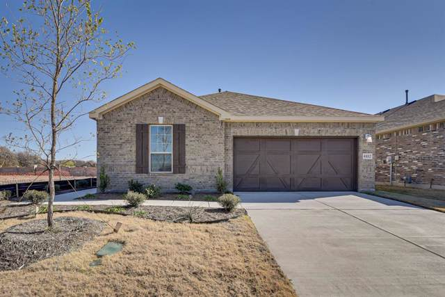 4112 Wood River Trail, Celina, TX 75078 (MLS #14210516) :: Real Estate By Design