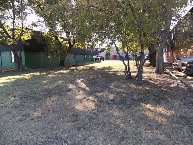2916 South, Fort Worth, TX 76104 (MLS #14210708) :: RE/MAX Town & Country