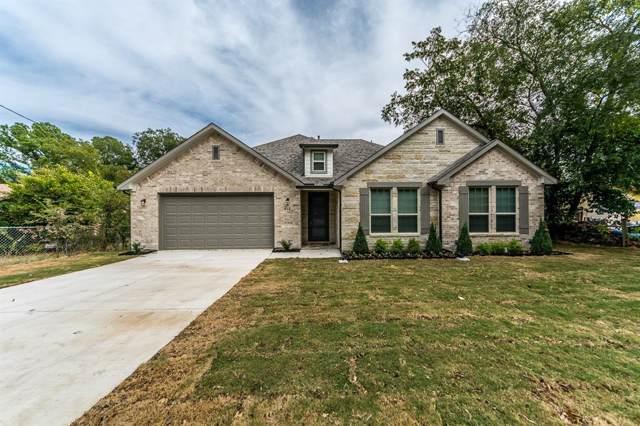612 Sargent Street, Lake Dallas, TX 75065 (MLS #14210748) :: SubZero Realty
