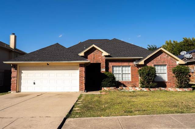 817 Elbe Drive, Arlington, TX 76001 (MLS #14210845) :: The Julie Short Team