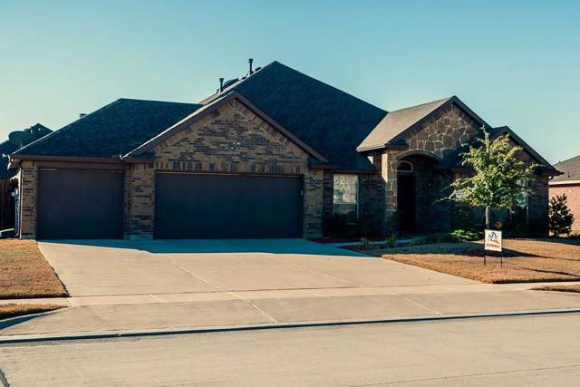 1100 Fairhaven Drive, Glenn Heights, TX 75154 (MLS #14211072) :: RE/MAX Town & Country