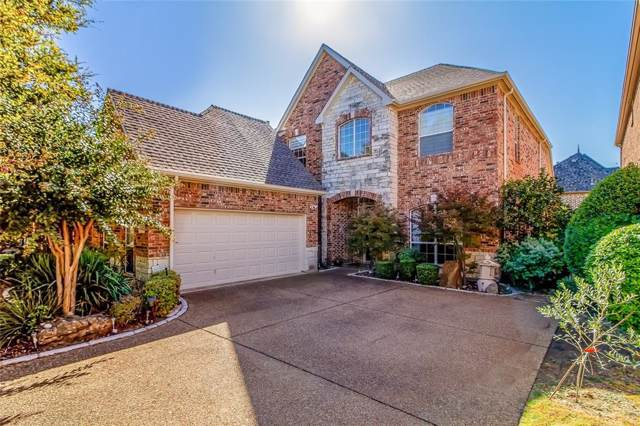 5483 Travis Drive, Frisco, TX 75034 (MLS #14211170) :: Hargrove Realty Group