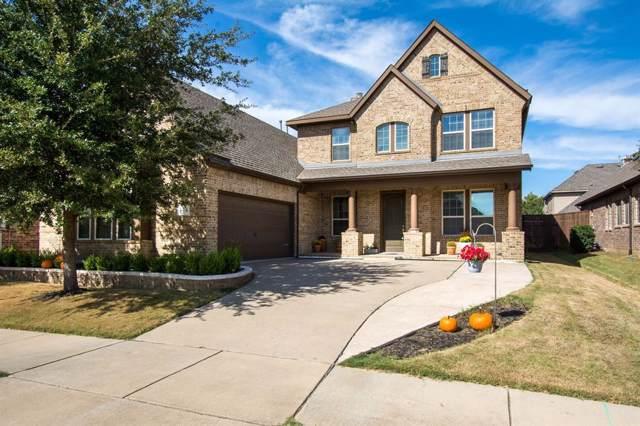 546 El Camino Drive, Frisco, TX 75036 (MLS #14211244) :: Lynn Wilson with Keller Williams DFW/Southlake
