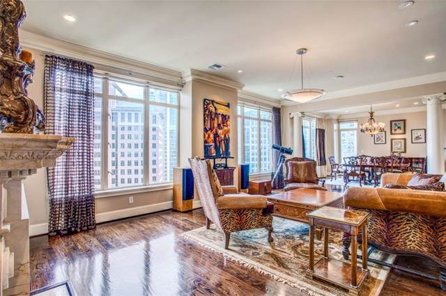 2525 N Pearl Street #1403, Dallas, TX 75201 (MLS #14211306) :: Robbins Real Estate Group