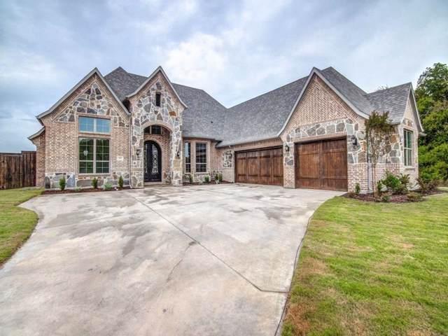 7907 Elaine Court, Wylie, TX 75098 (MLS #14211387) :: RE/MAX Landmark