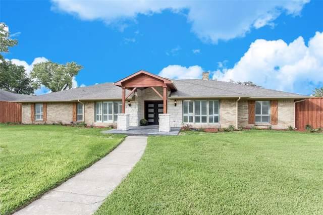 7131 Hillwood Lane, Dallas, TX 75248 (MLS #14211418) :: The Mitchell Group