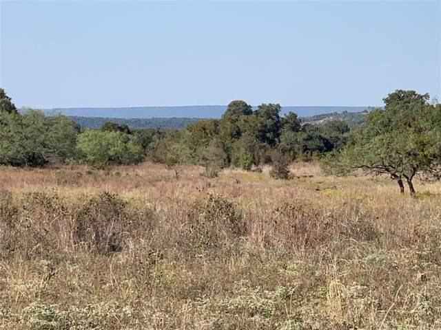 TBD Live Oak Road, Santo, TX 76472 (MLS #14211540) :: Tenesha Lusk Realty Group