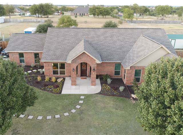 10332 Gentry Drive, Justin, TX 76247 (MLS #14211677) :: Dwell Residential Realty